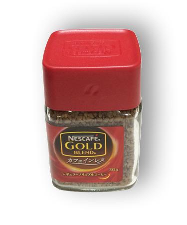 NESCAFE GOLD BLEND カフェインレス