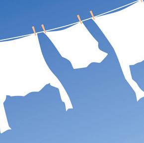 ランドリーラック - すっきり楽しい洗濯を!