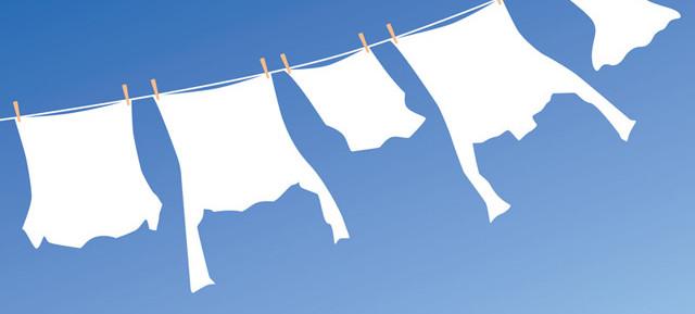 気持ちよく洗濯したいから洗濯機周りの整理