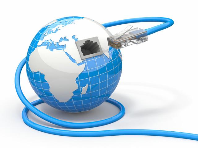 世界をつなぐインターネット