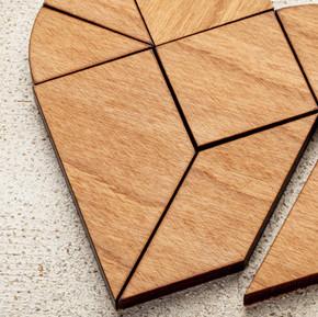 木工のアイデア - 最初のデザイン