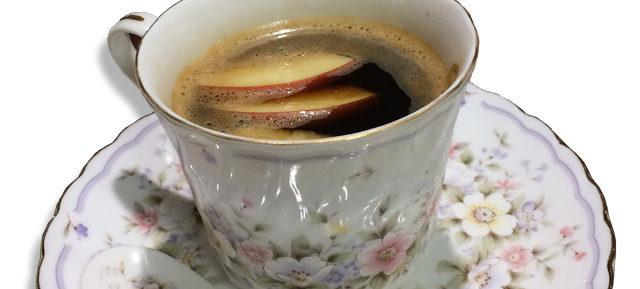 cafe de pomme