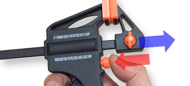 how to release clamp lock