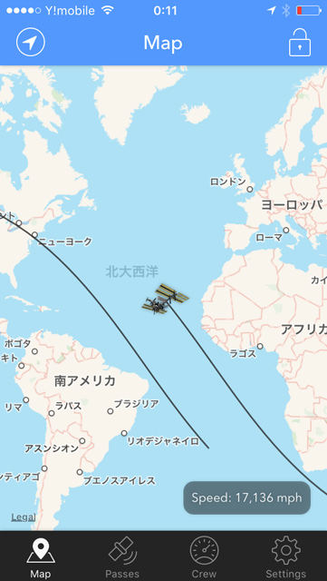 Map-of-ISS-finder