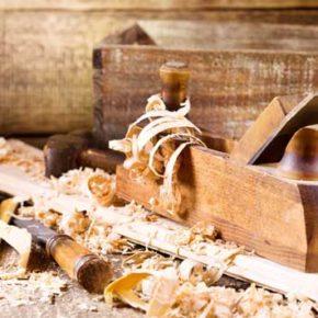 木工のアイデア - 釘・木ねじなしで固定するデザインの基本