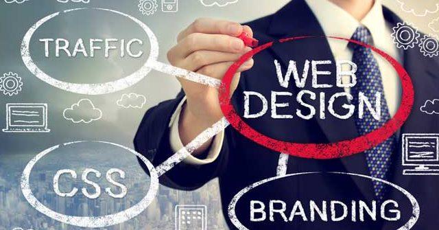 actual procedure of web design