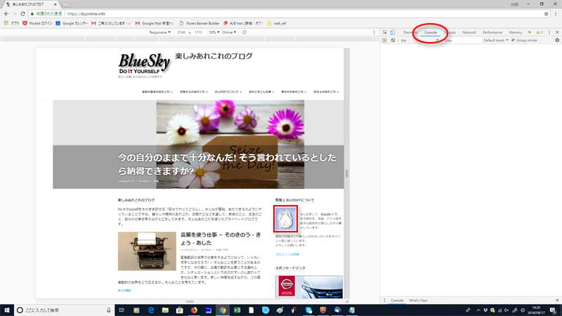 Analysing-display-of-Chrome